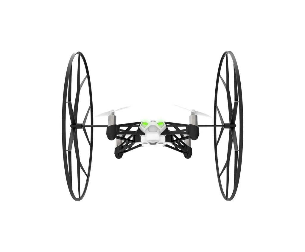 minidrone drone parrot rolling spider