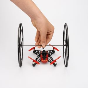 batteria drone parrot minidrones rolling spider