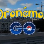 dronemon drone pokemon go