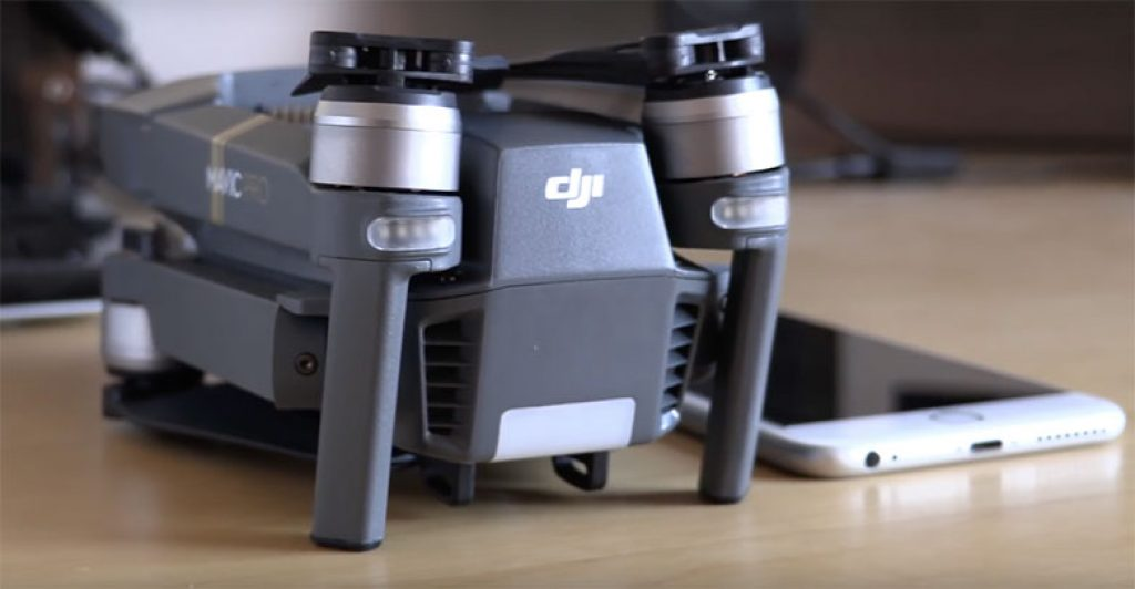design drone dji mavic
